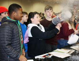 Berks students celebrate National Engineers Week